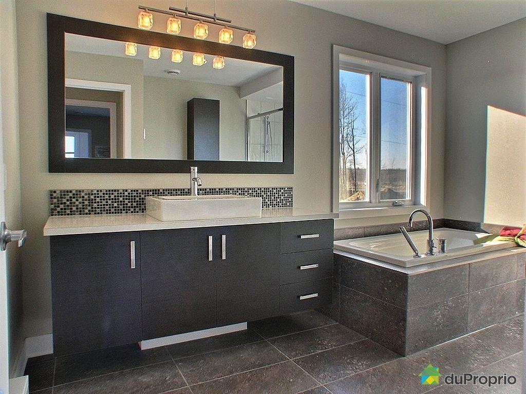 salle de bain vanite montreal maison neuve vendre mirabel immobilier qubec duproprio - Salle De Bain Vanite Montreal