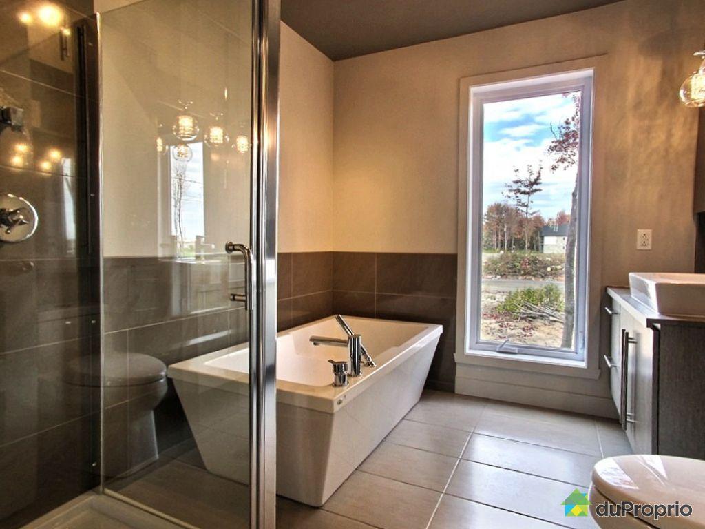 Maison neuve vendu drummondville immobilier qu bec for Salle de bain japon