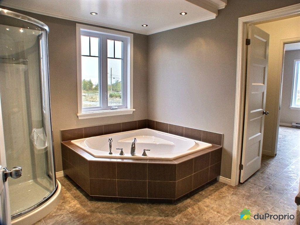 Salle De Bain Bungalow ~ salle de bain sous les toits meilleur de idee salle bain sous pente