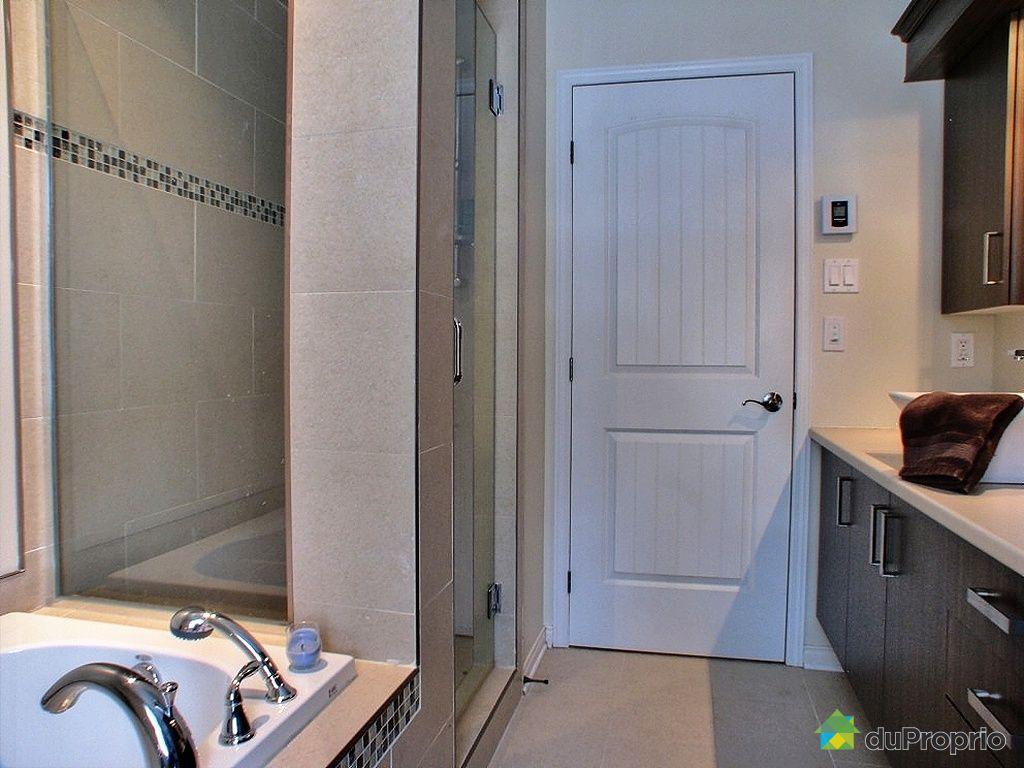 Maison neuve vendu ste sophie immobilier qu bec for Plomberie salle de bain au sous sol