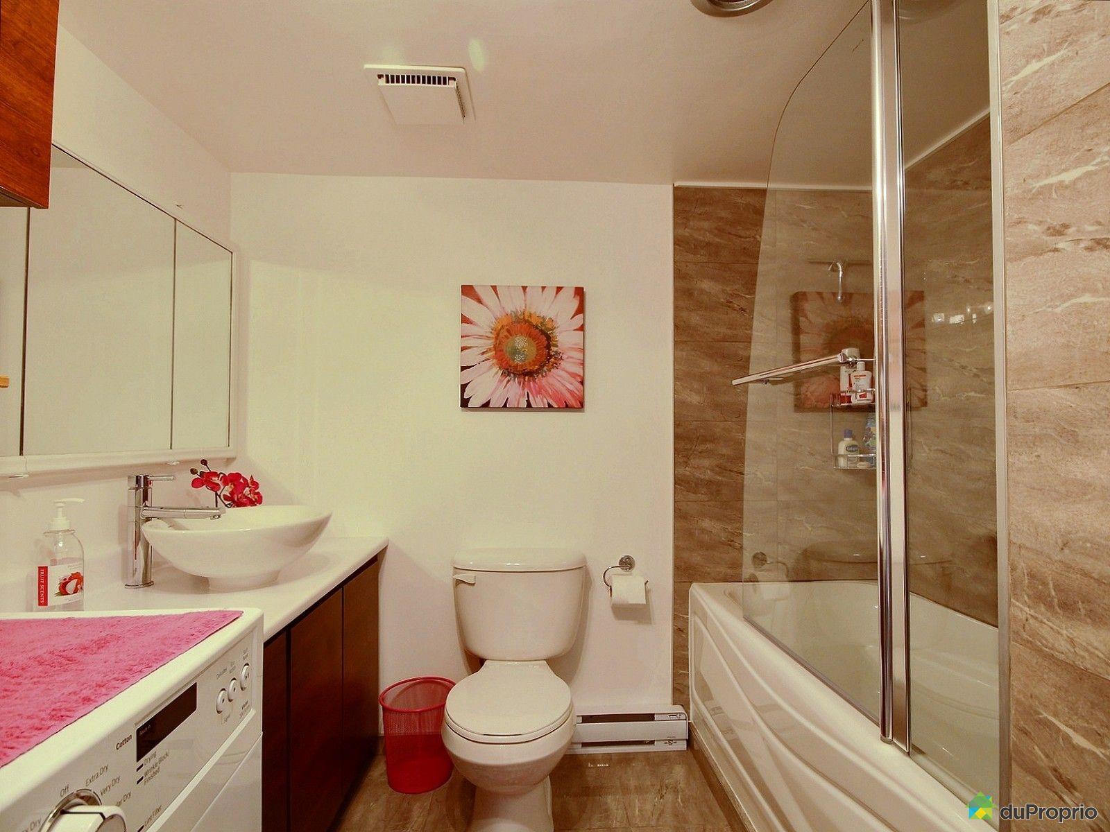 Condo vendu montr al immobilier qu bec duproprio 584888 - Reno salle de bain quebec ...