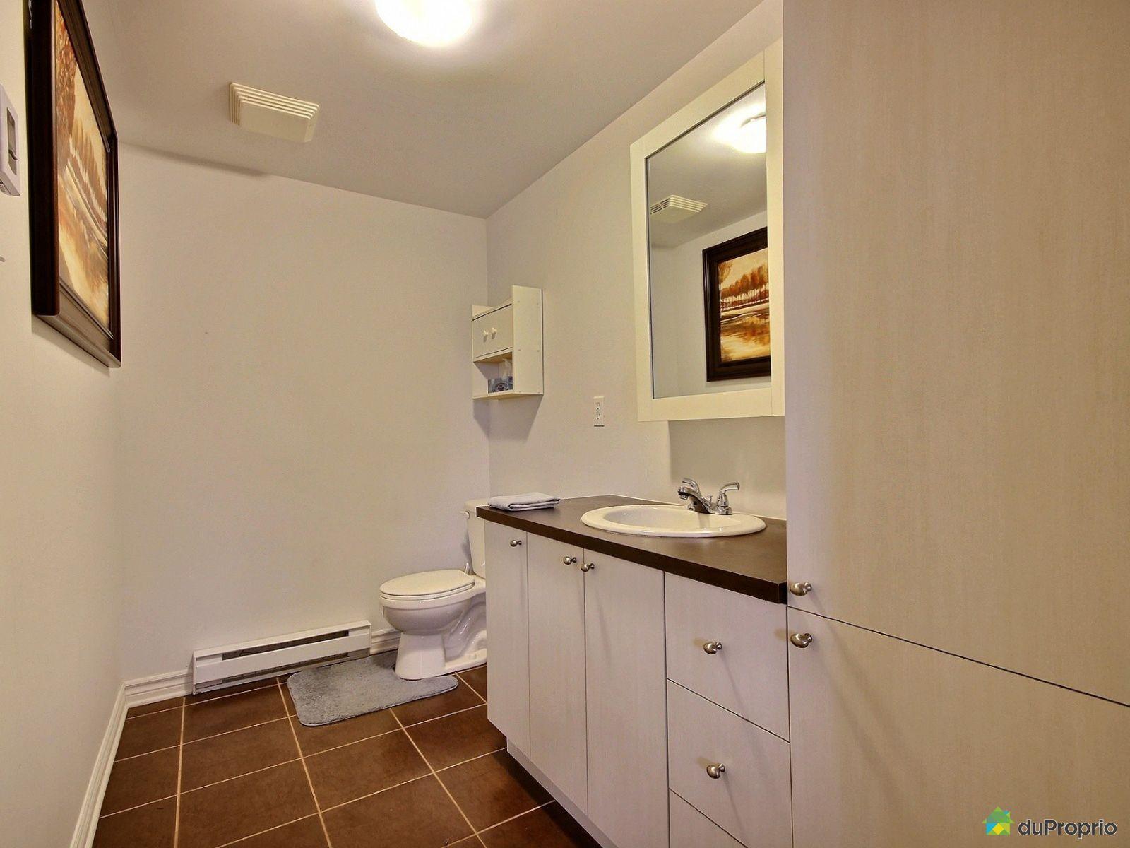 Condo vendu montr al immobilier qu bec duproprio 514165 for Plomberie sous sol salle de bain