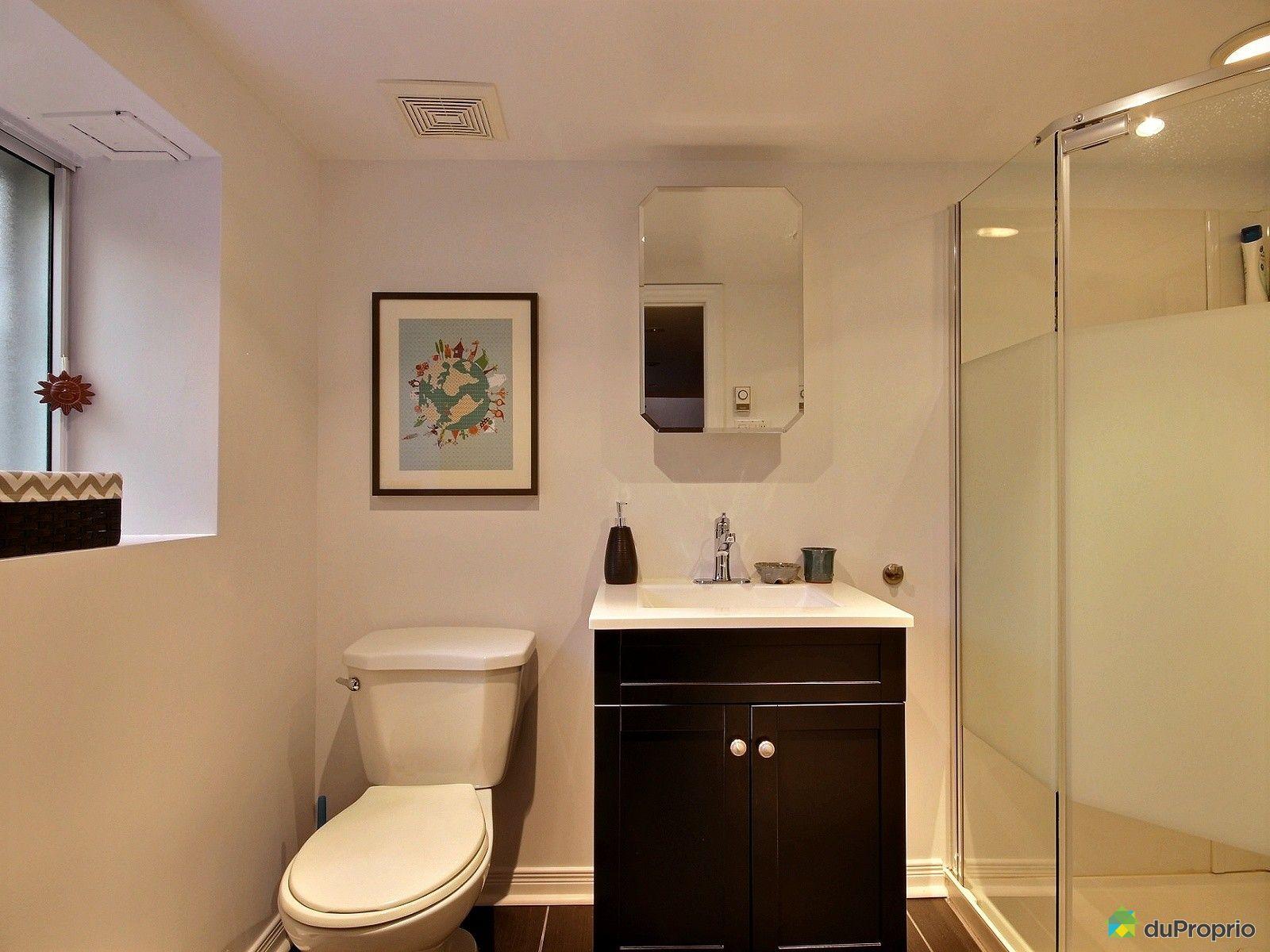 Condo vendu montr al immobilier qu bec duproprio 562859 for Petite salle de bain sous sol