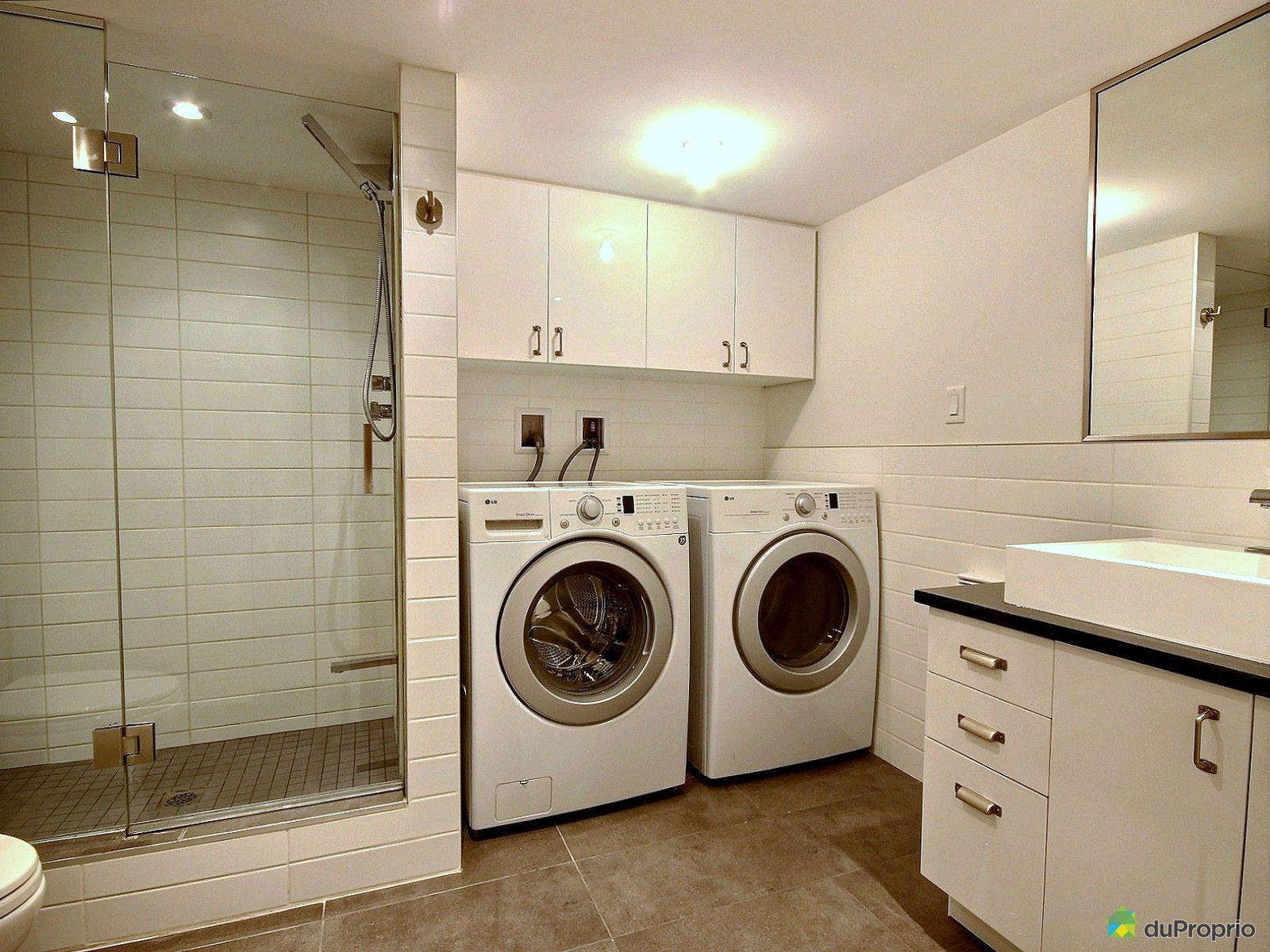 Condo vendu montr al immobilier qu bec duproprio 655287 for Petite salle de bain sous sol