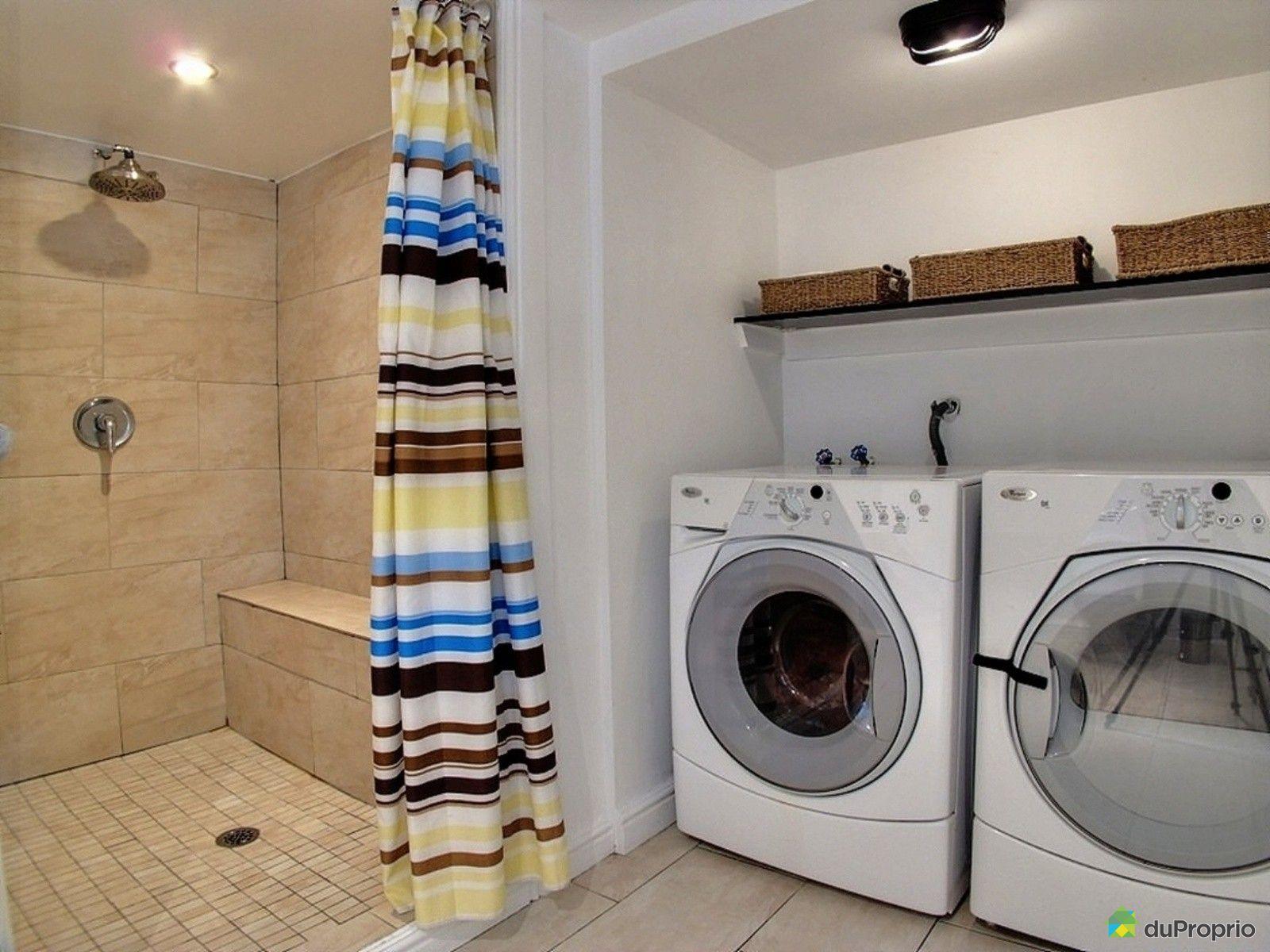 Condo vendu montr al immobilier qu bec duproprio 694937 for Petite salle de bain sous sol