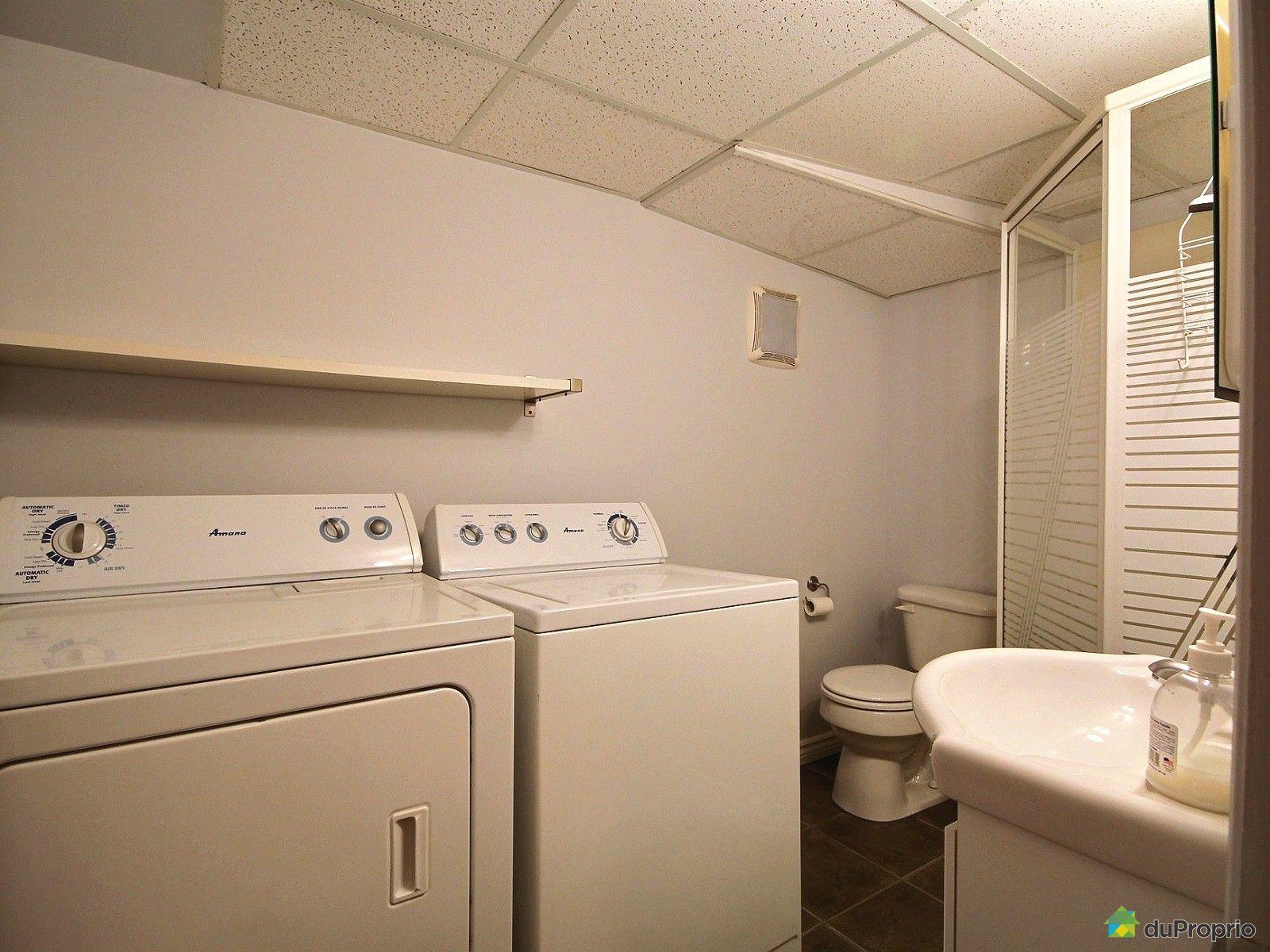 Duplex vendre montr al 7215 17 avenue papineau for Petite salle de bain sous sol