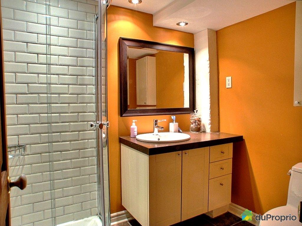 Duplex vendu montr al immobilier qu bec duproprio 329834 for Petite salle de bain sous sol