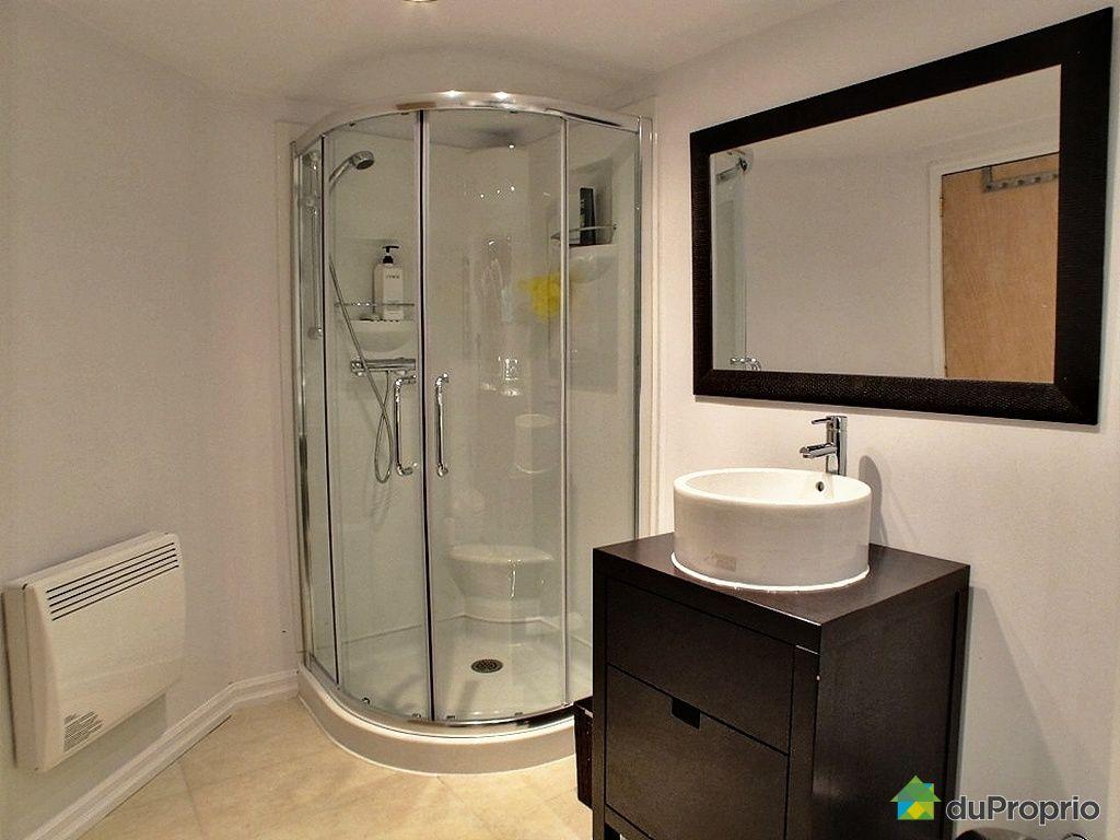 Duplex vendu montr al immobilier qu bec duproprio 363471 for Petite salle de bain sous sol