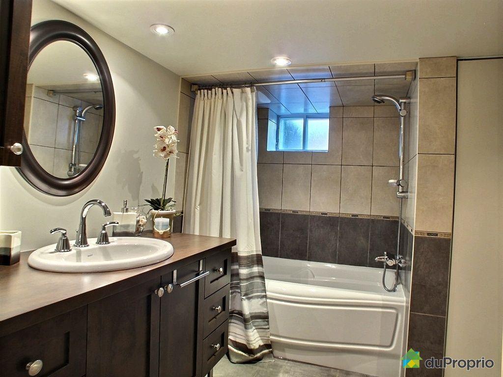 Duplex vendu montr al immobilier qu bec duproprio 371699 for Petite salle de bain sous sol
