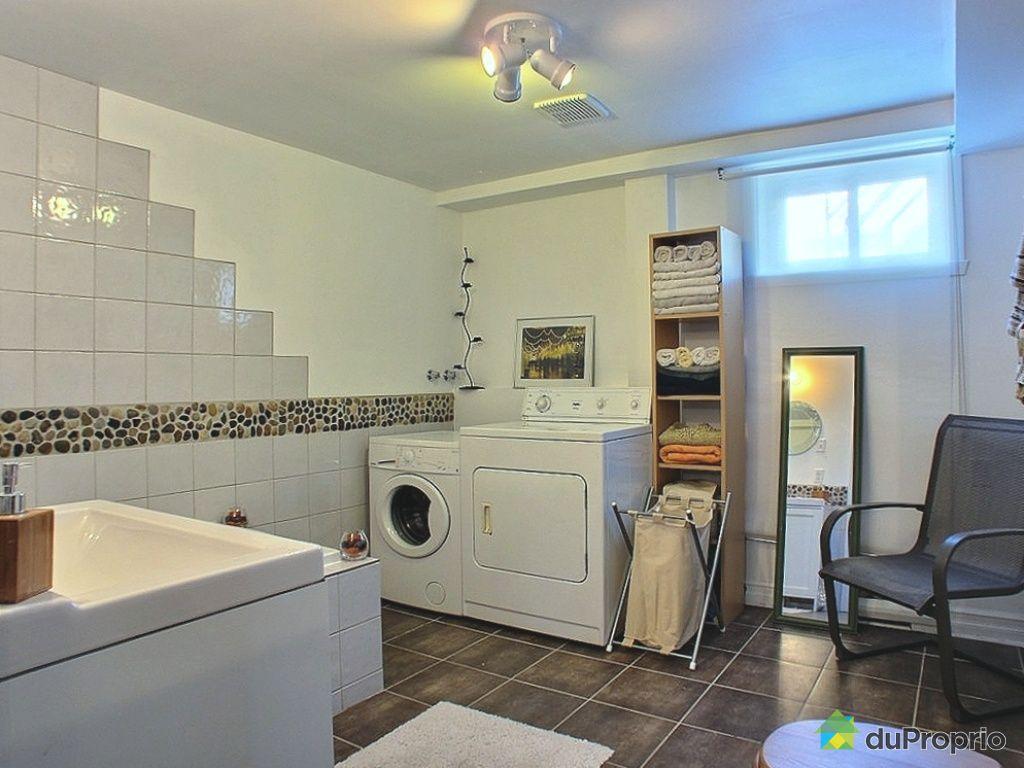 Duplex vendu montr al immobilier qu bec duproprio 392689 for Petite salle de bain sous sol