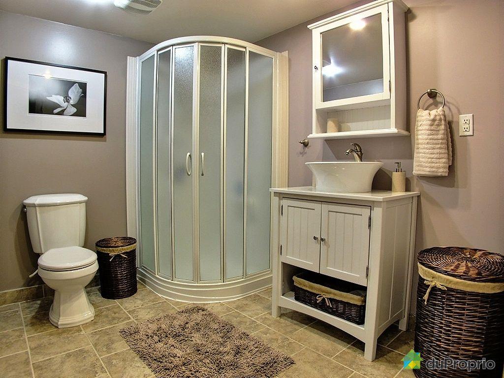 Duplex vendu montr al immobilier qu bec duproprio 372872 for Petite salle de bain sous sol