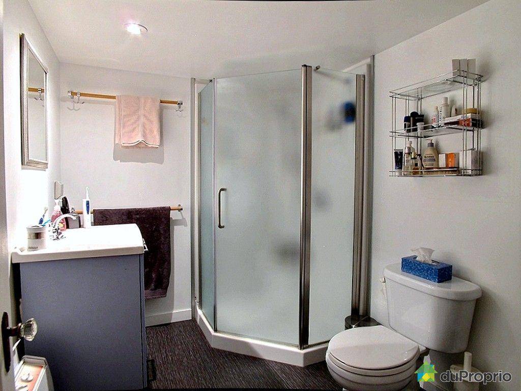 Duplex vendu montr al immobilier qu bec duproprio 545821 for Petite salle de bain sous sol