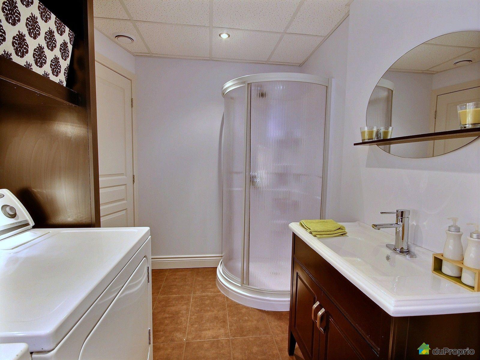 Jumel vendu beauport immobilier qu bec duproprio 501396 for Plomberie salle de bain au sous sol