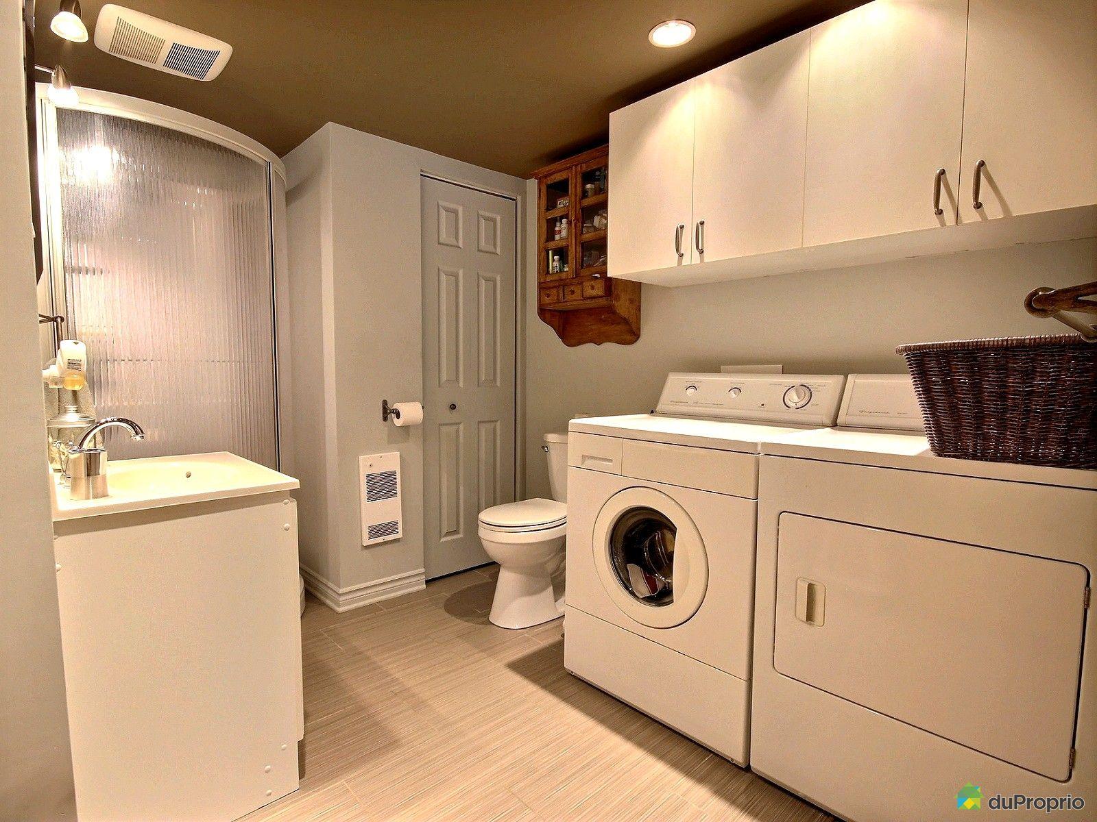 Jumel vendu longueuil immobilier qu bec duproprio 555881 - Salle de bain sous sol ...
