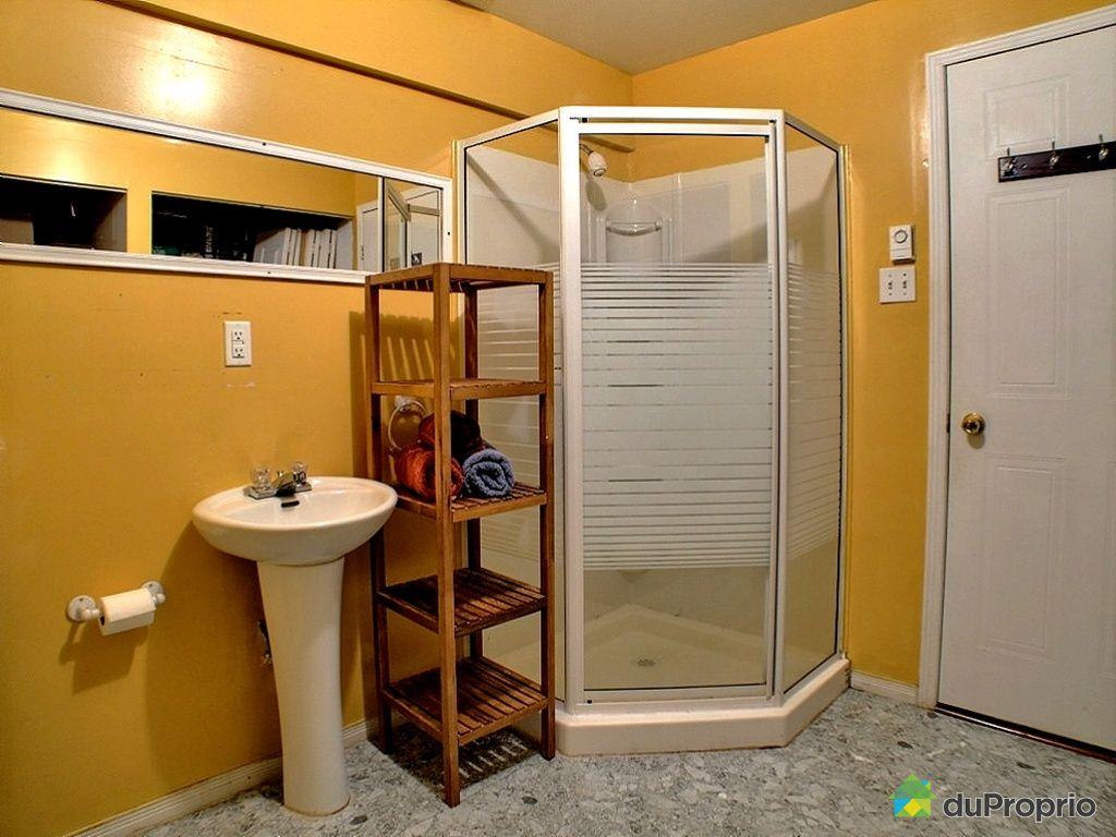 Jumel vendu masson angers immobilier qu bec duproprio for Salle de bain sous sol