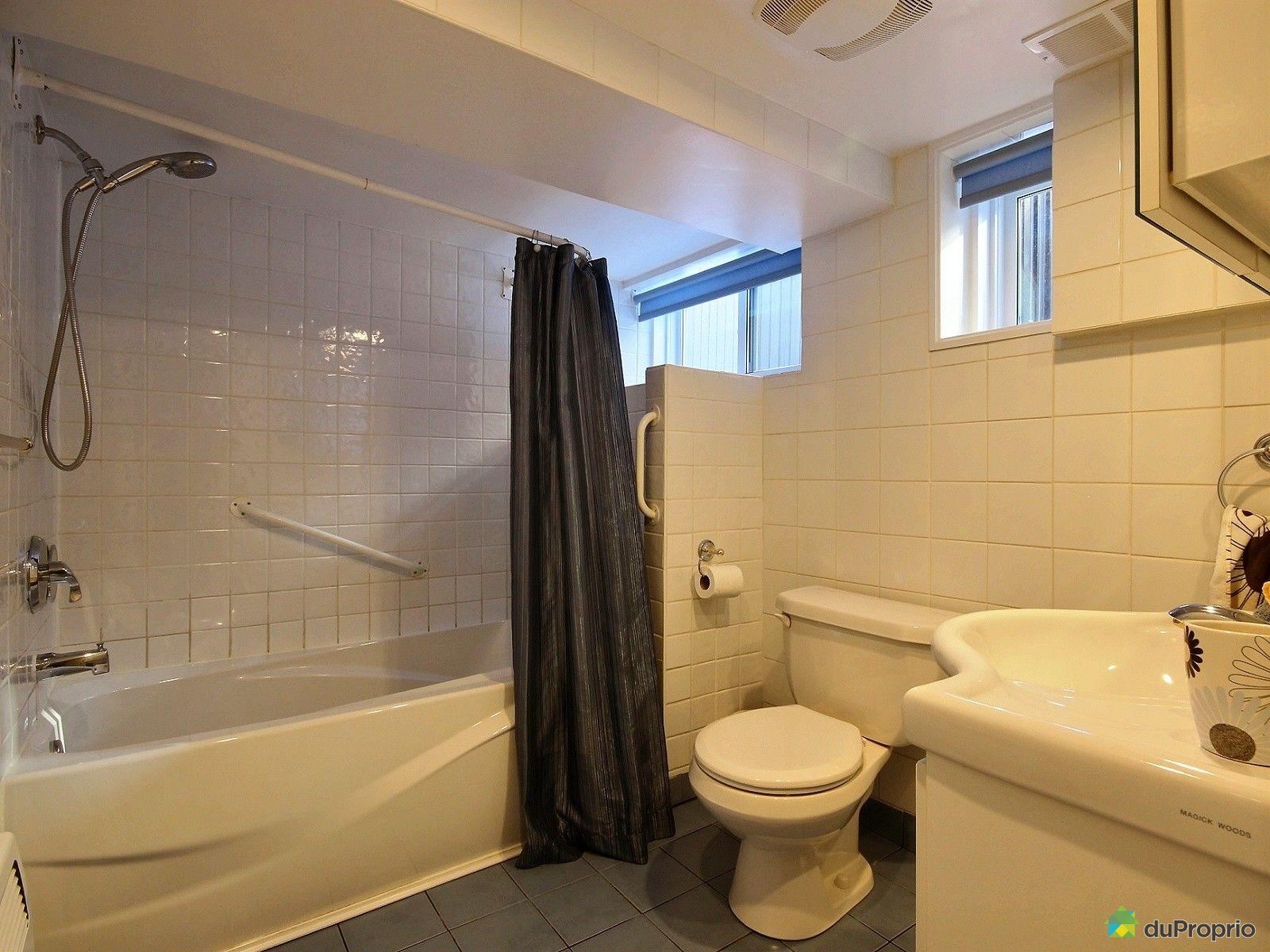 Jumel vendu montr al immobilier qu bec duproprio 100904 for Plomberie salle de bain au sous sol