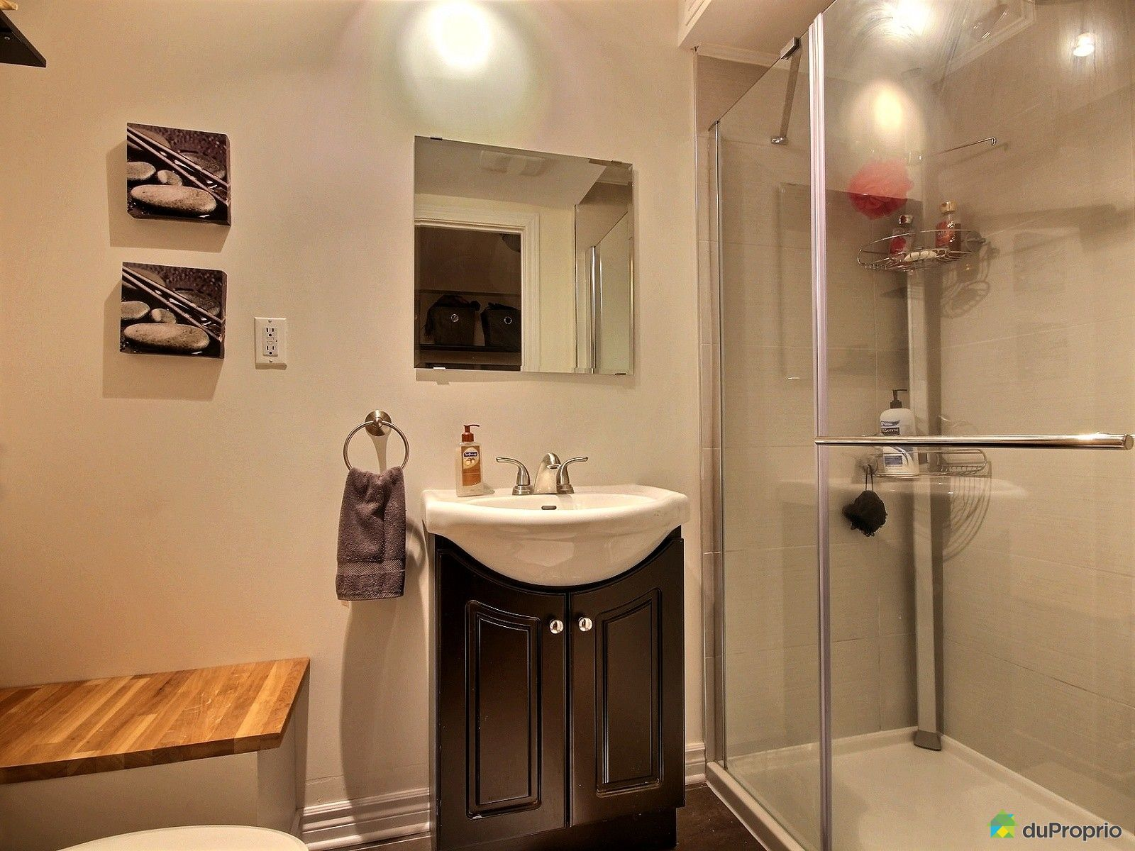 Jumel vendu montr al immobilier qu bec duproprio 610465 for Reno salle de bain quebec