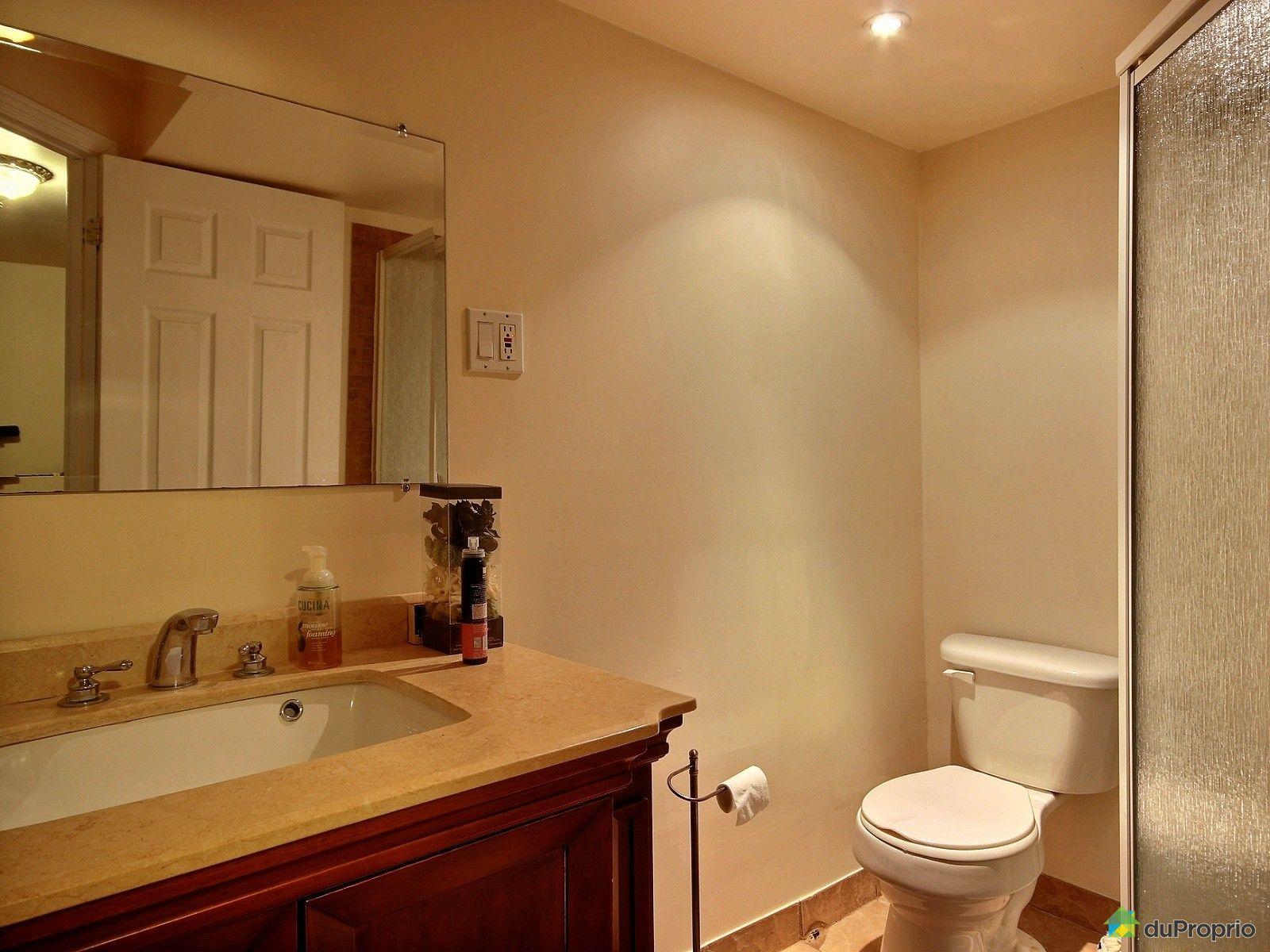 Jumel vendu montr al immobilier qu bec duproprio 565881 for Reno salle de bain quebec