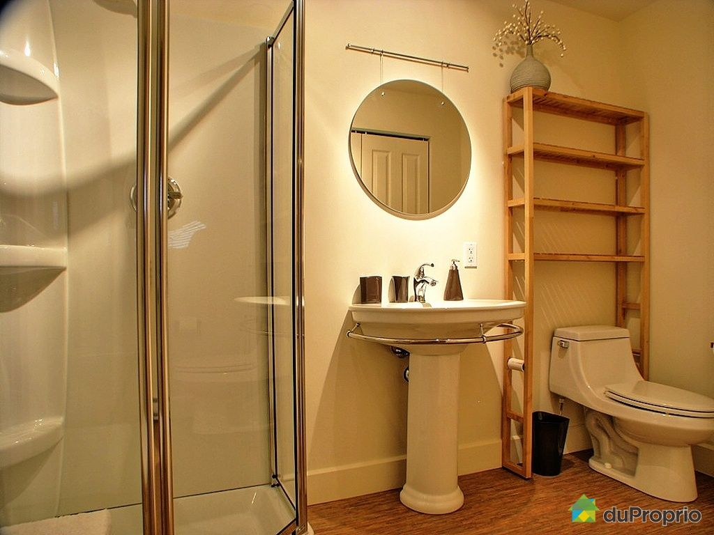 Jumel vendu rock forest immobilier qu bec duproprio - Configuration salle de bain ...