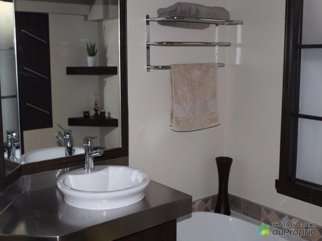 Jumel vendre montr al 7105 rue louis hemon immobilier for Petite salle de bain sous sol