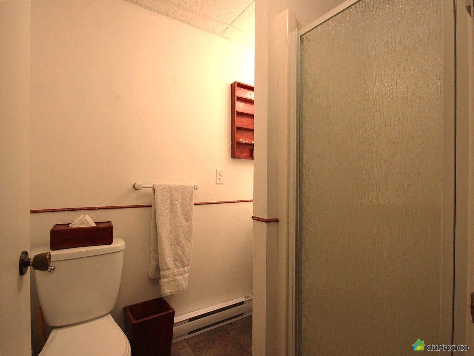 Jumel vendu st jean sur richelieu immobilier qu bec - Salle de bain sous sol ...