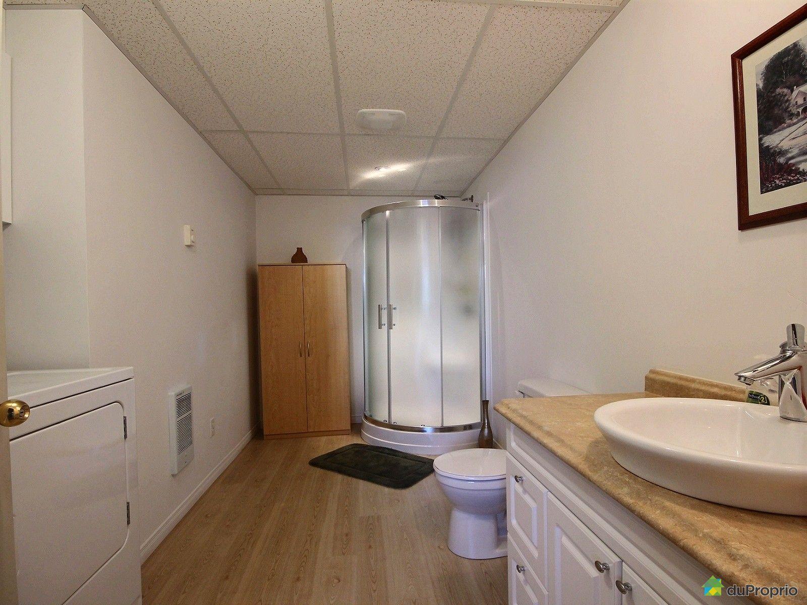 Jumel vendu trois rivi res immobilier qu bec duproprio for Salle de bain sous sol sans fenetre