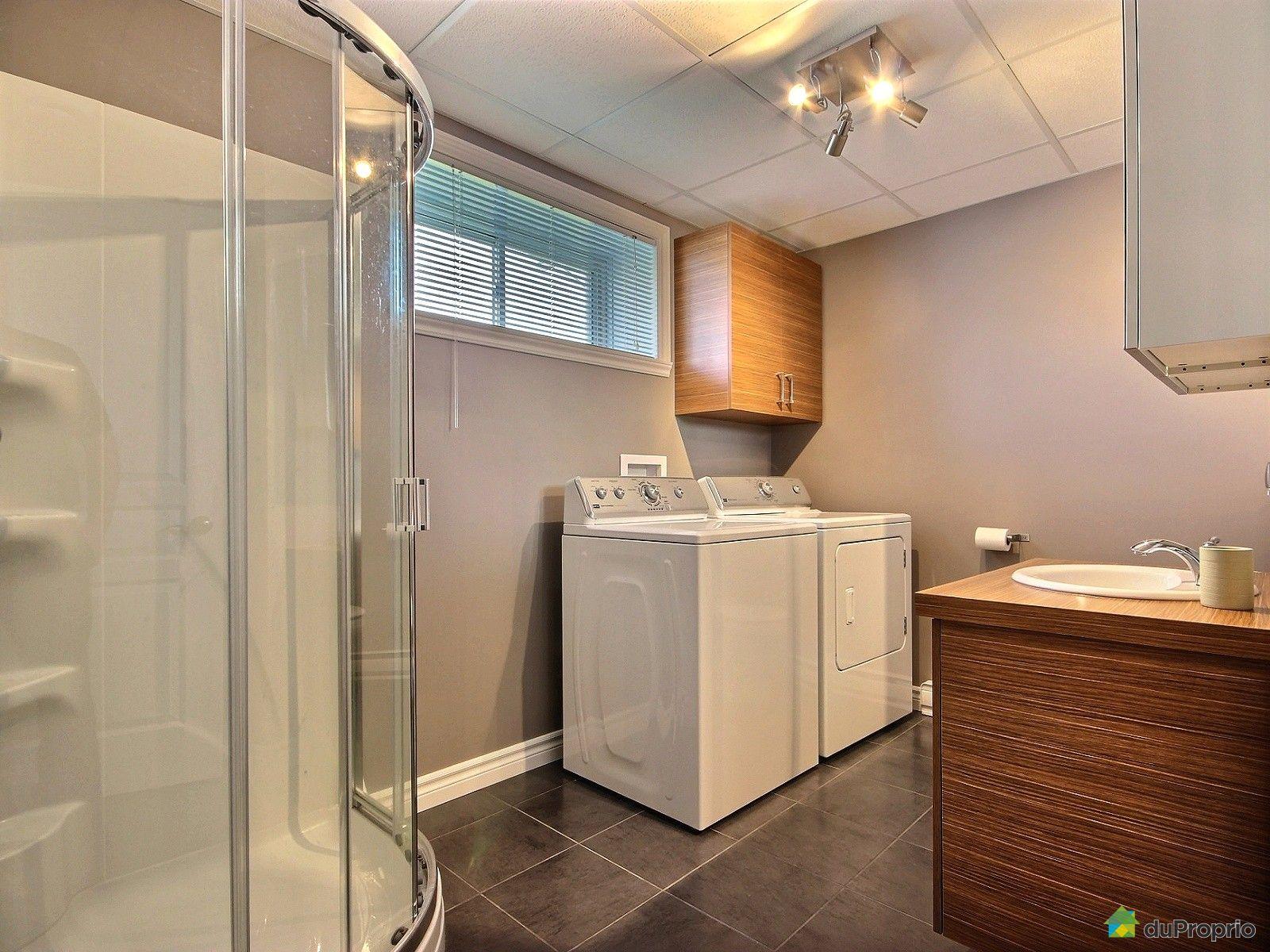 Jumel vendu val b lair immobilier qu bec duproprio for Plomberie sous sol salle de bain