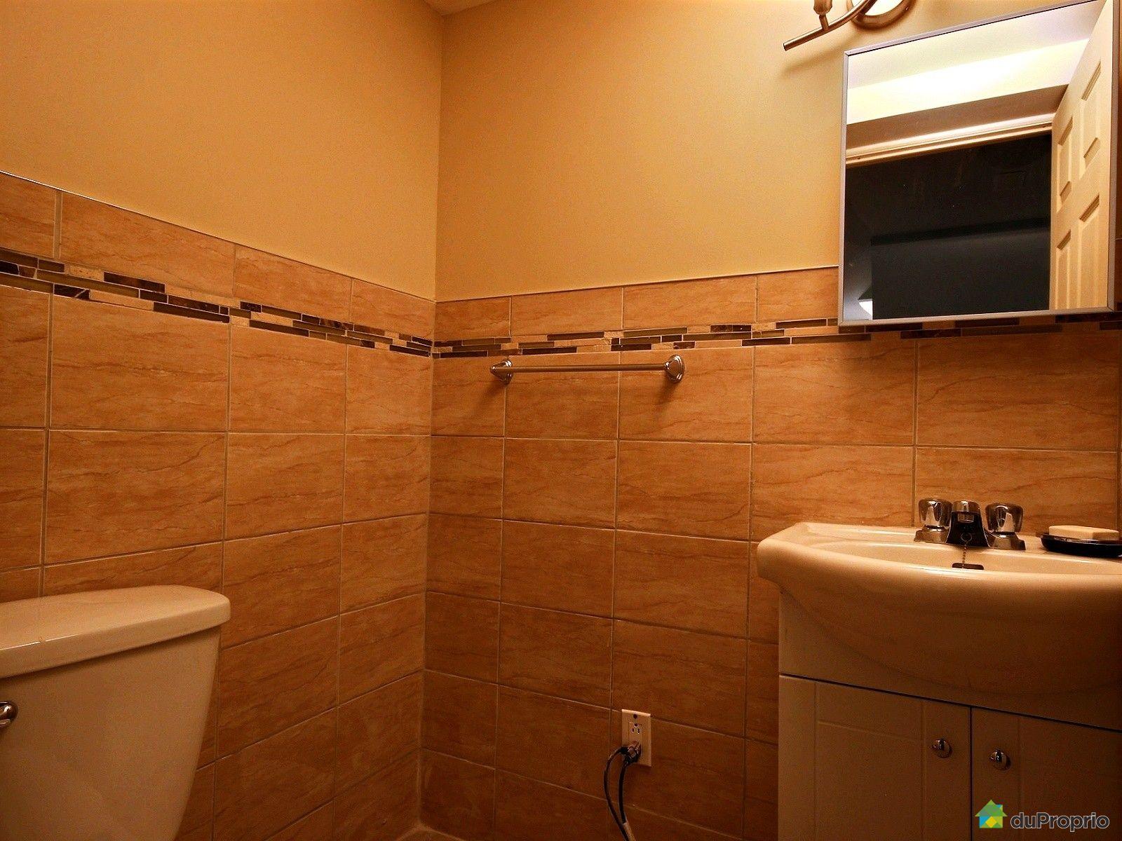 Jumel vendu vaudreuil dorion immobilier qu bec for Plomberie sous sol salle de bain