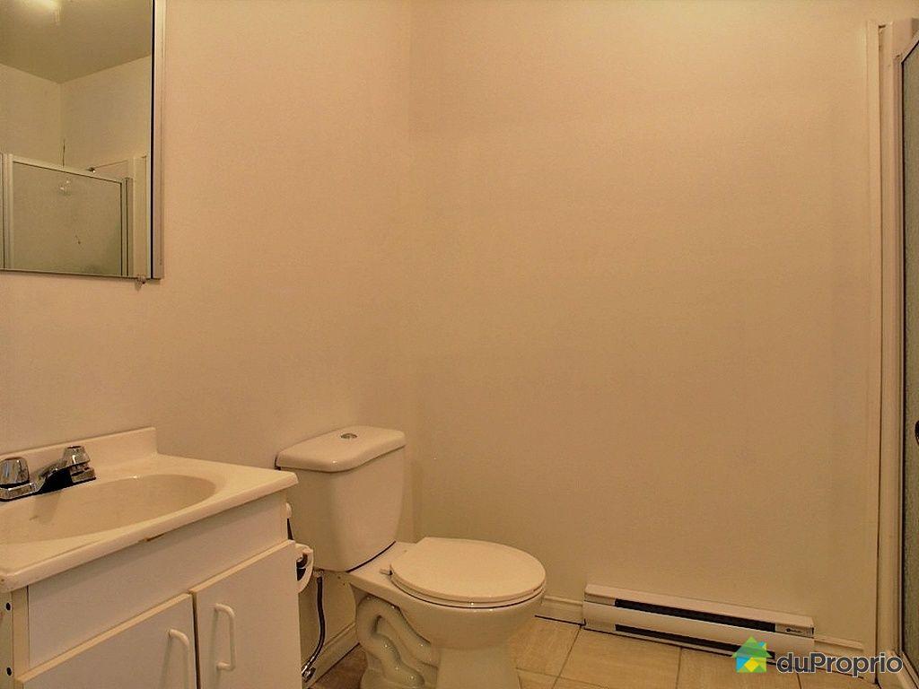 Jumel vendu victoriaville immobilier qu bec duproprio - Salle de bain sous sol ...