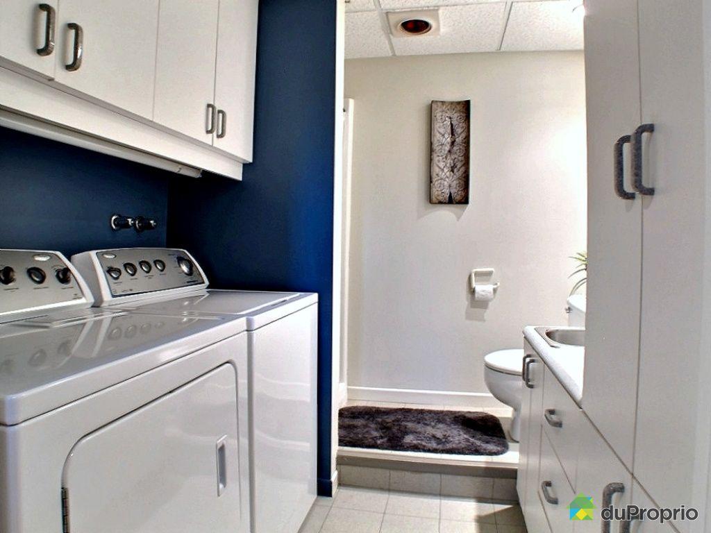 Maison vendu ste marie immobilier qu bec duproprio 359480 for Plomberie salle de bain au sous sol