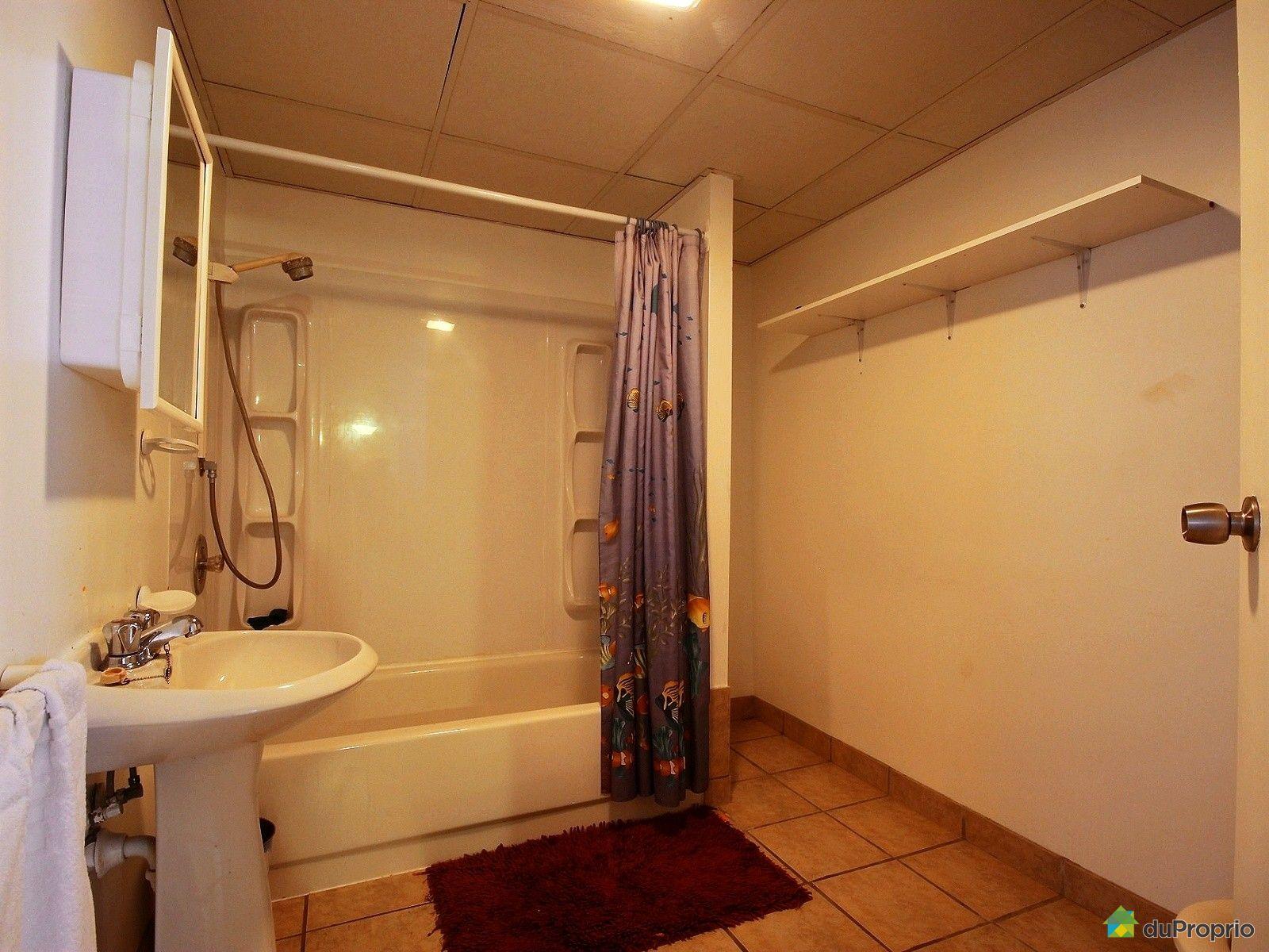 Maison vendu blainville immobilier qu bec duproprio for Plomberie sous sol salle de bain