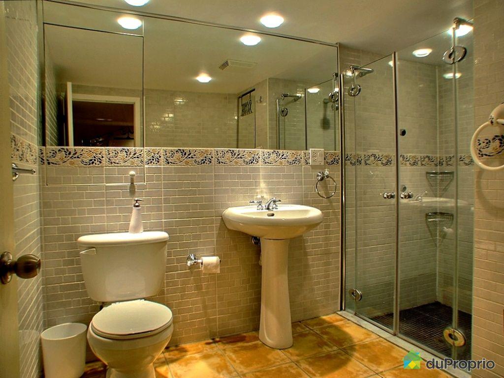 Maison vendu longueuil immobilier qu bec duproprio 248895 for Prix salle de bain sous sol