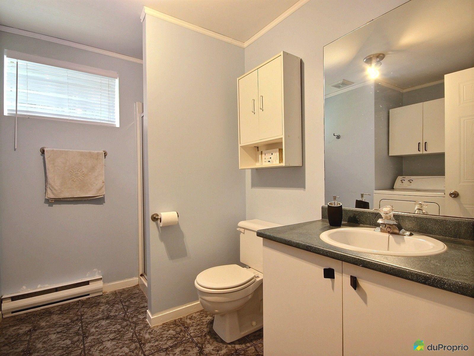 Maison vendre st alexandre d 39 iberville 1368 rue saint for Plancher salle de bain sous sol