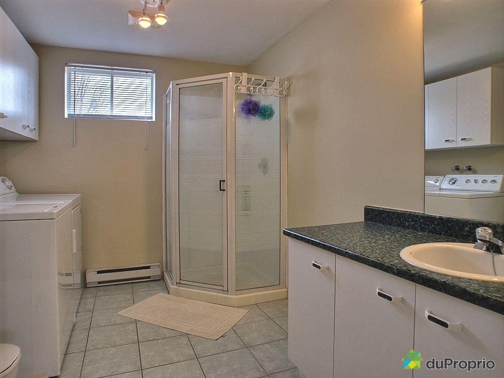 Maison vendu st alexandre d 39 iberville immobilier qu bec for Plancher salle de bain sous sol
