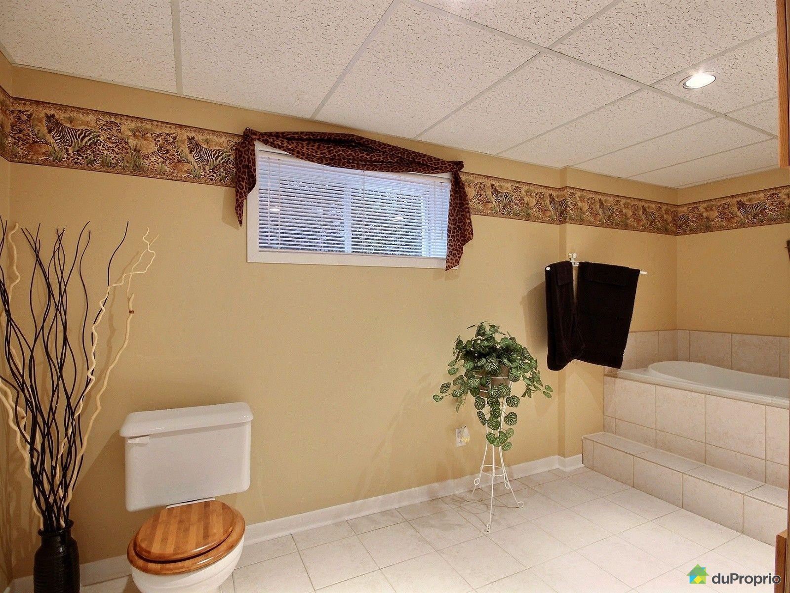 Maison vendu st j r me immobilier qu bec duproprio 671505 for Accessoire salle de bain st jerome