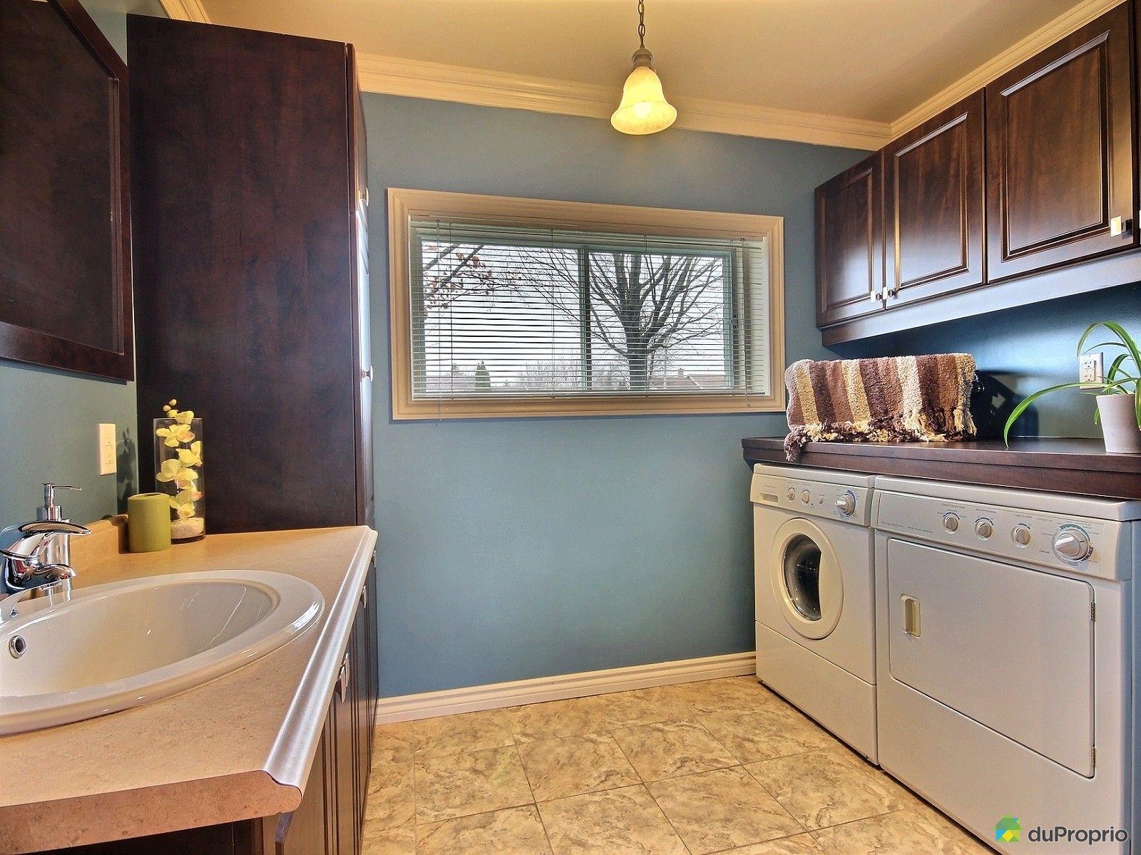 Maison vendre st liboire 195 rue des c dres immobilier for Plancher salle de bain sous sol