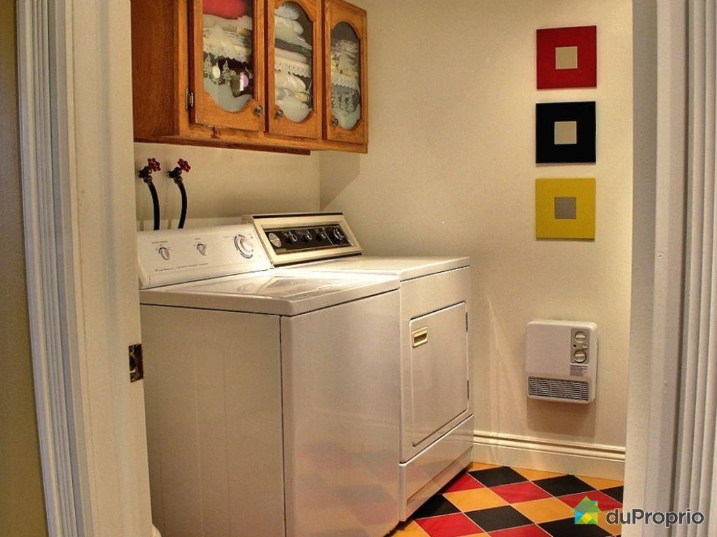 Maison vendu chertsey immobilier qu bec duproprio 283710 - Salle de bain sous mezzanine ...