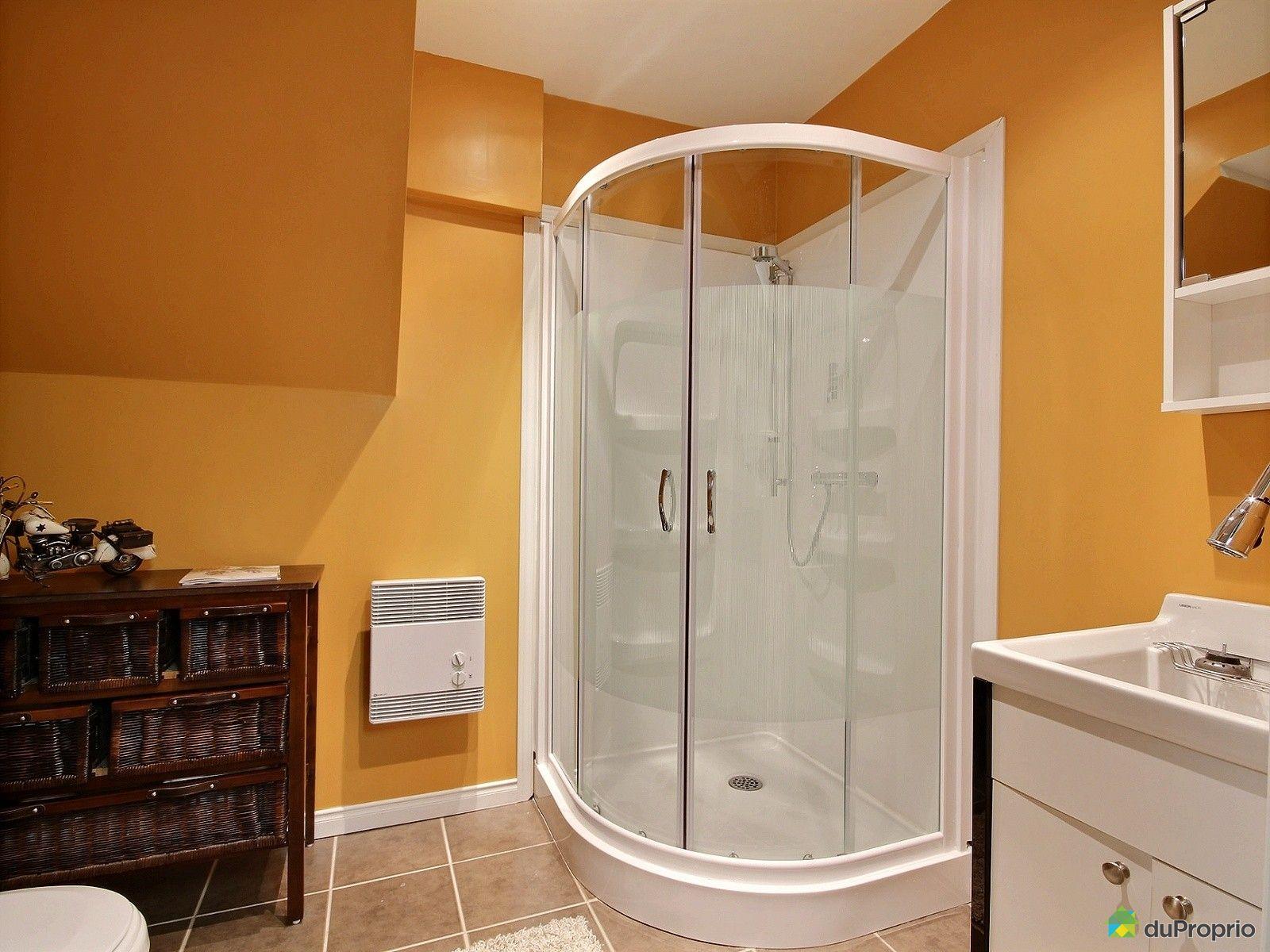 Maison vendu donnacona immobilier qu bec duproprio 314978 for Plancher salle de bain sous sol