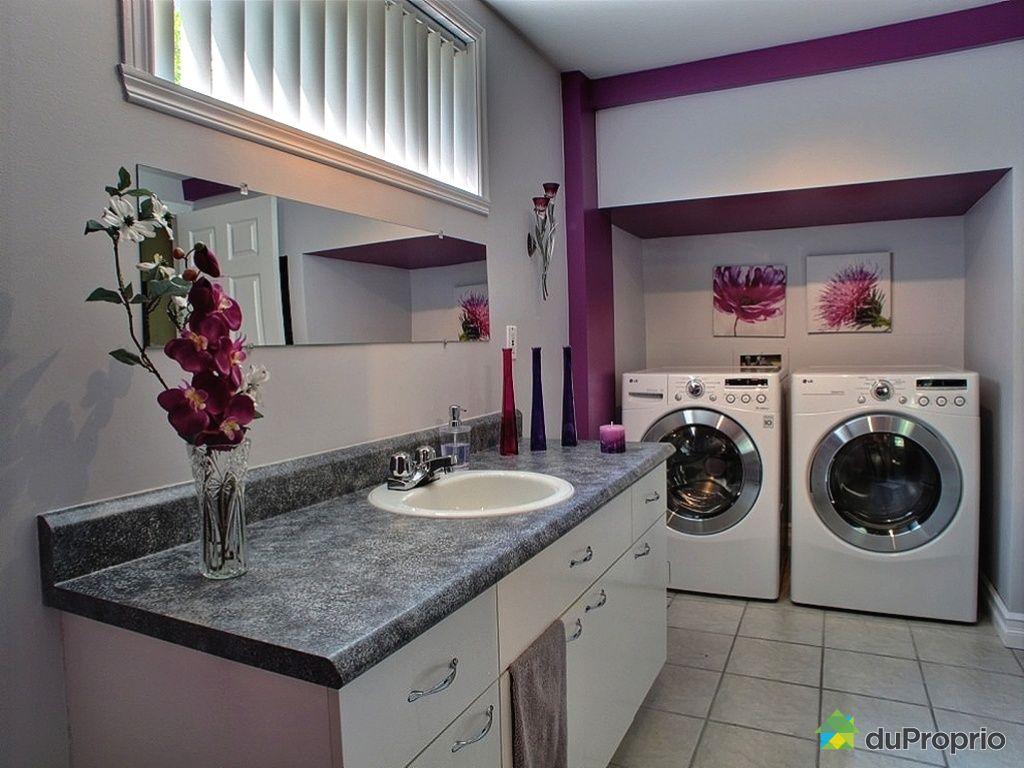 Maison vendu st jean chrysostome immobilier qu bec for Plancher salle de bain sous sol