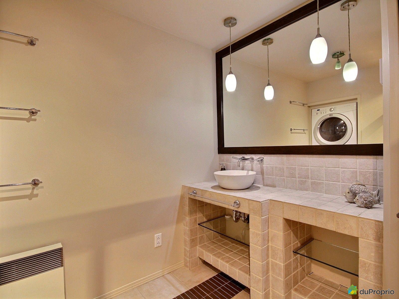 Maison vendre alma 175 rue lalibert immobilier qu bec for Reno salle de bain quebec