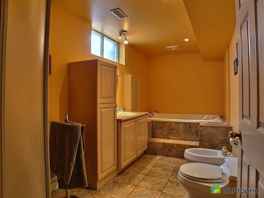 Maison vendu beloeil immobilier qu bec duproprio 314867 for Prix salle de bain sous sol