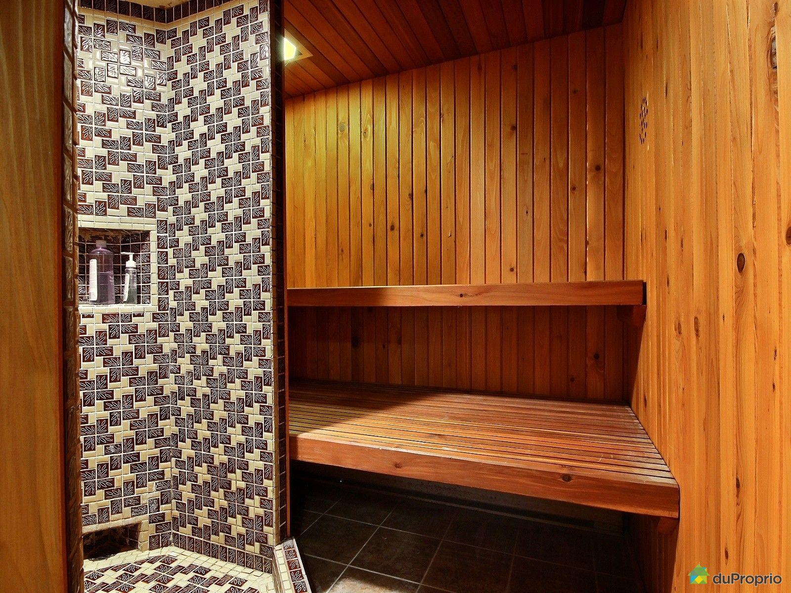 Maison vendre bois des filion 1 32e avenue immobilier for Prix salle de bain sous sol