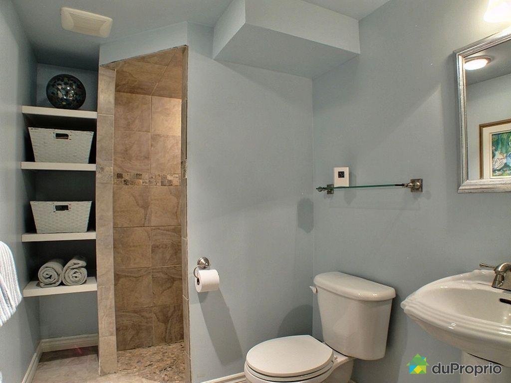 Maison vendu boisbriand immobilier qu bec duproprio for Salle bain sous sol