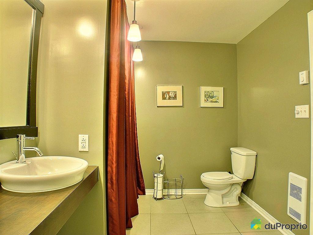 Maison vendu boucherville immobilier qu bec duproprio for Plomberie sous sol salle de bain