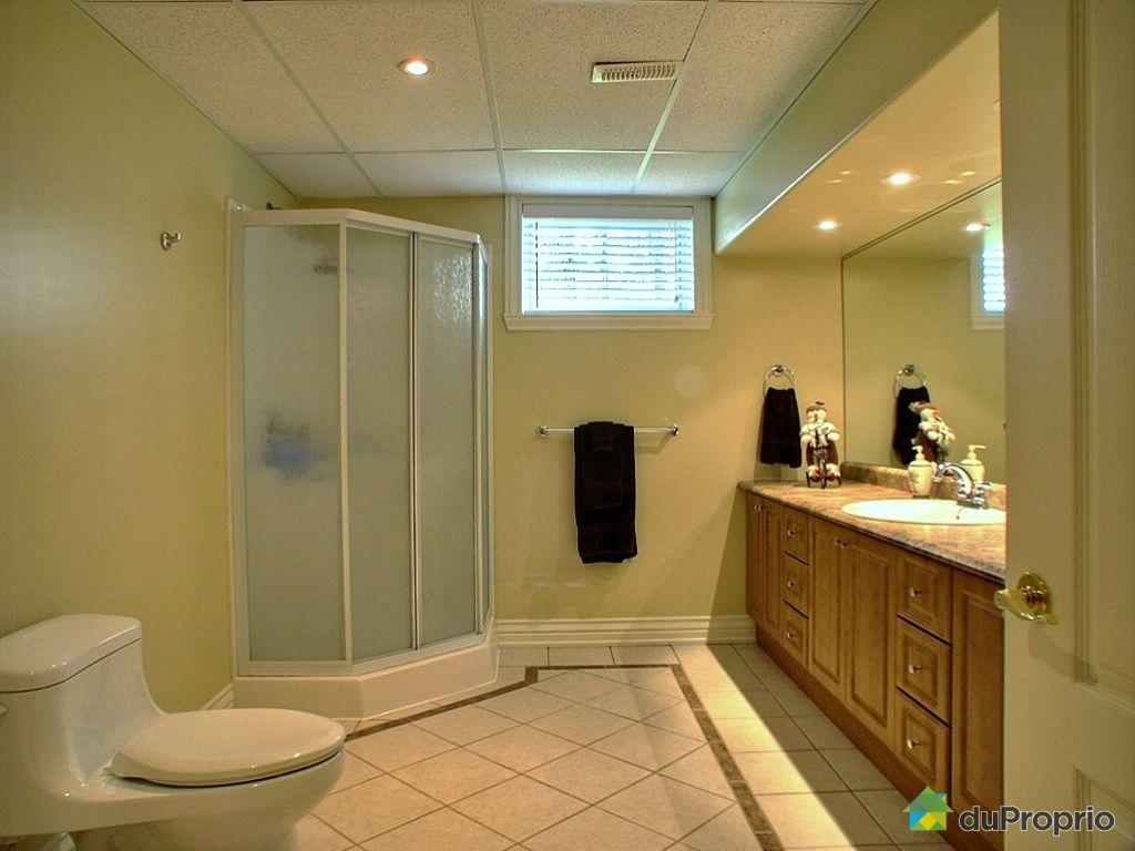 Maison vendu cantley immobilier qu bec duproprio 257825 for Plomberie salle de bain sous sol