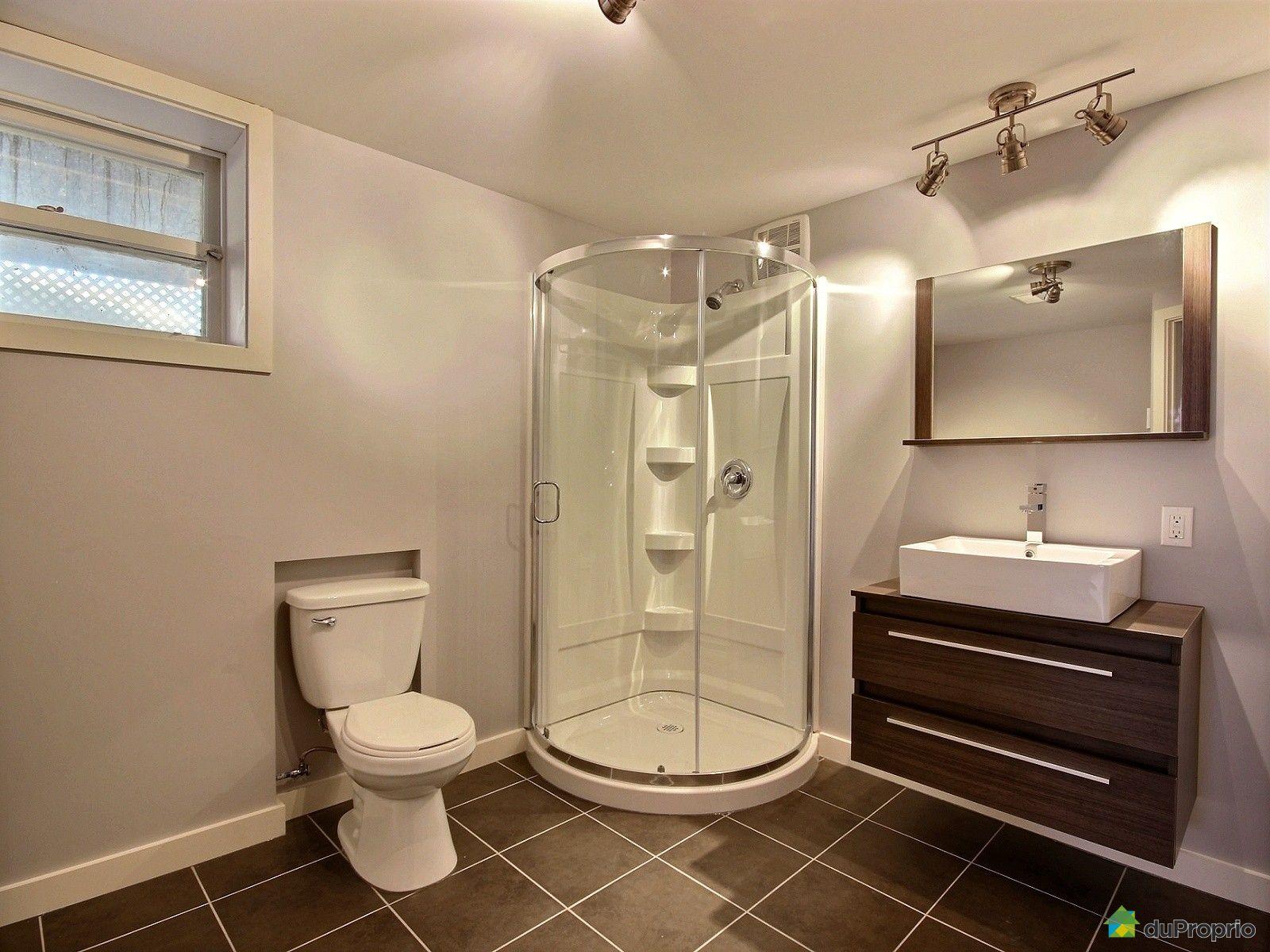 Maison vendu charlesbourg immobilier qu bec duproprio for Plomberie salle de bain au sous sol