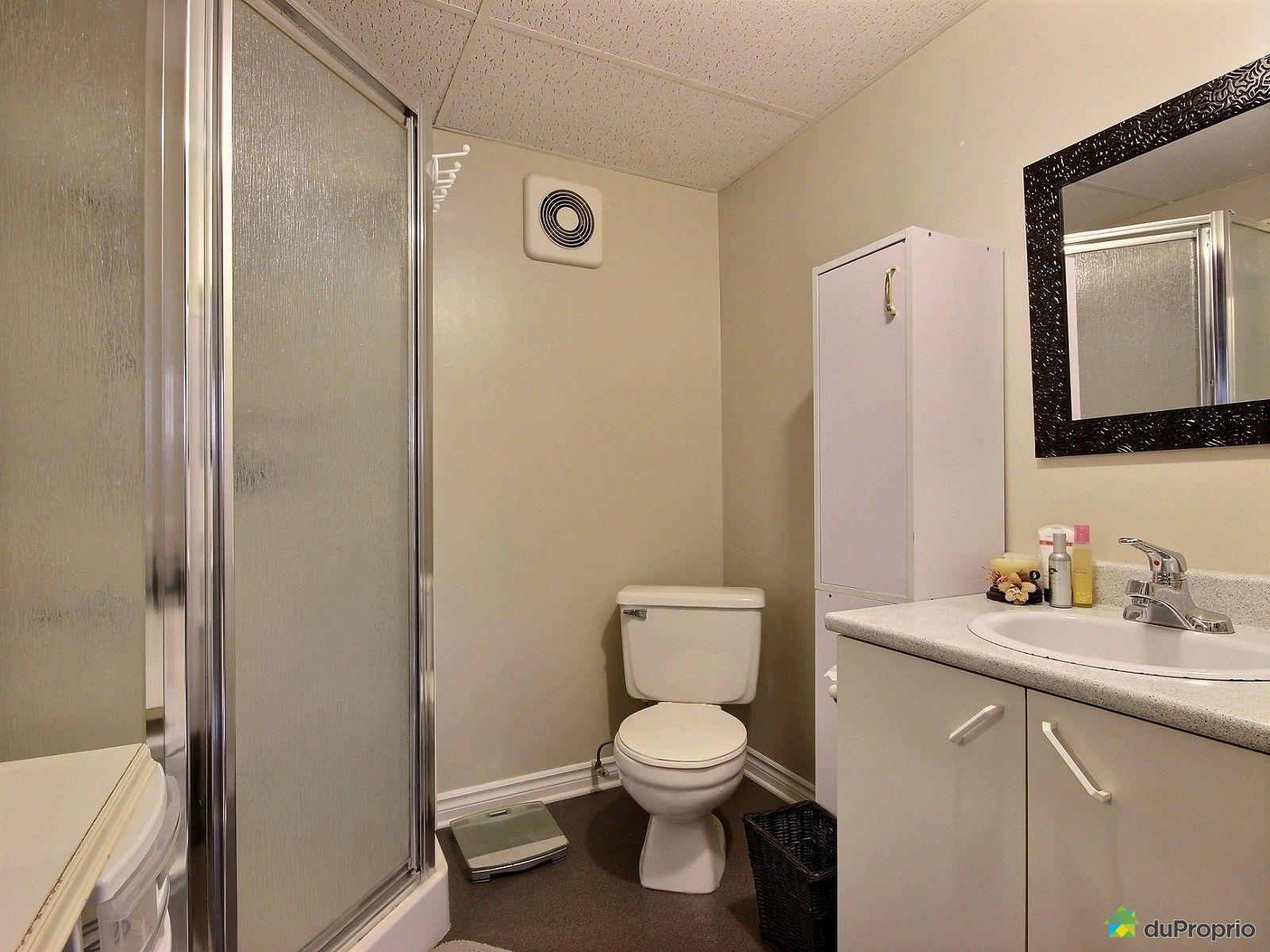 Maison vendre coteau du lac 276 chemin du fleuve for Prix salle de bain sous sol