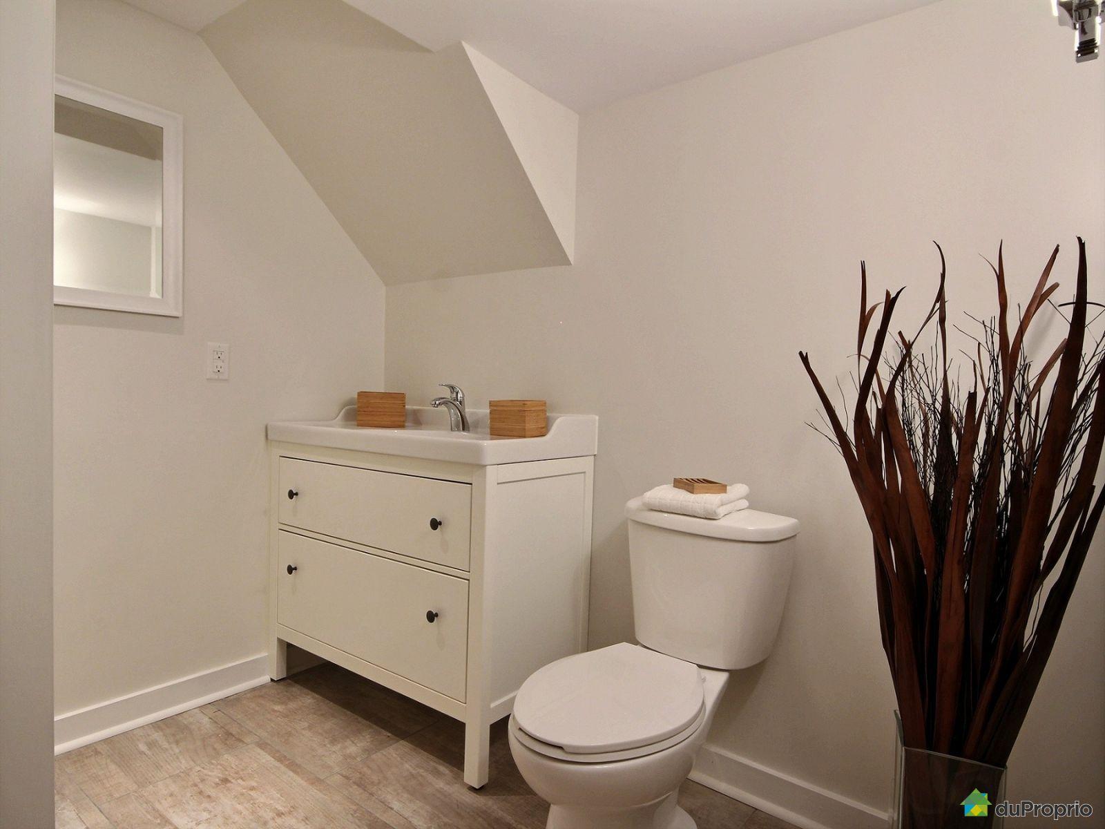 Maison vendu montr al immobilier qu bec duproprio 709253 for Plomberie sous sol salle de bain