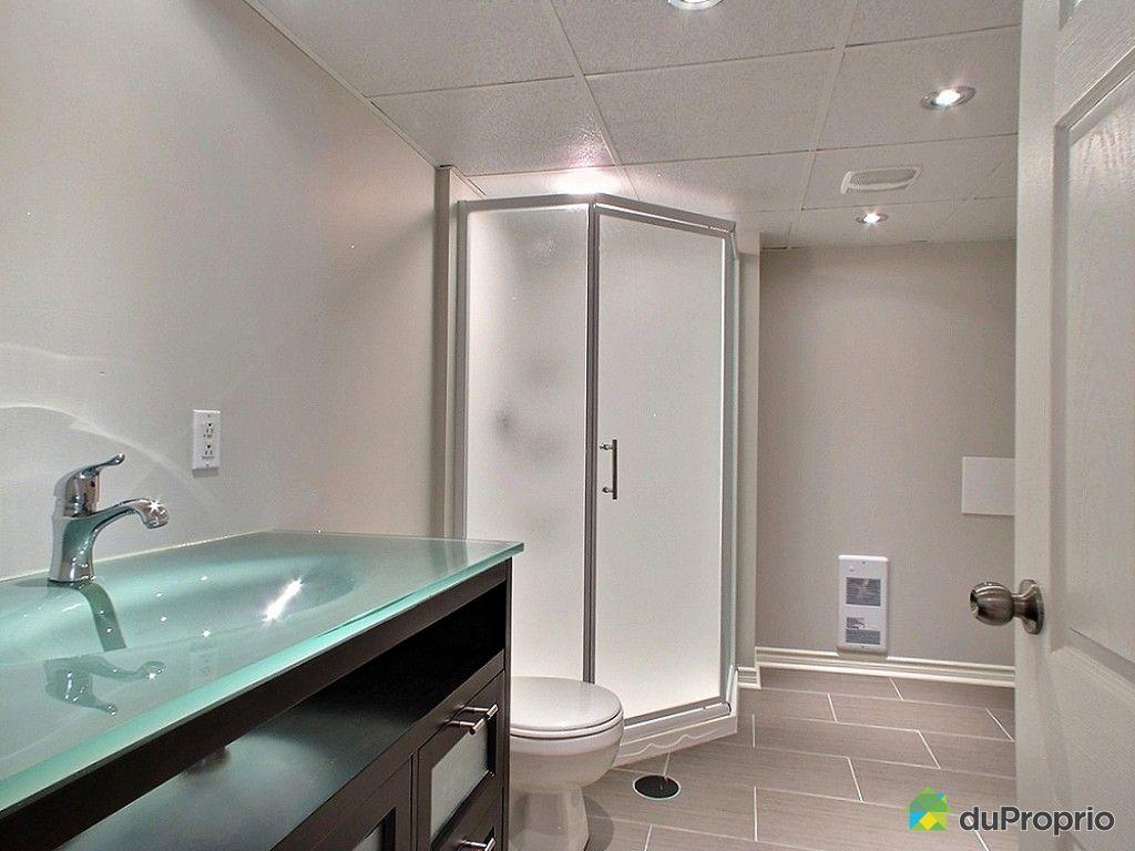 Maison vendu fabreville immobilier qu bec duproprio for Plomberie salle de bain au sous sol