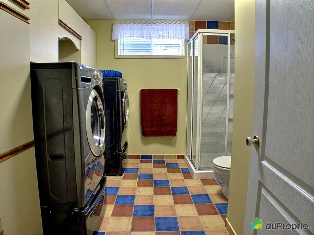 Maison vendu gatineau immobilier qu bec duproprio 306821 for Salle de bain sous sol